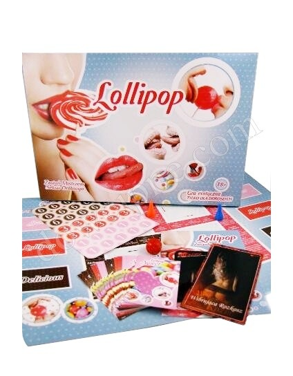 Gra Lollipop