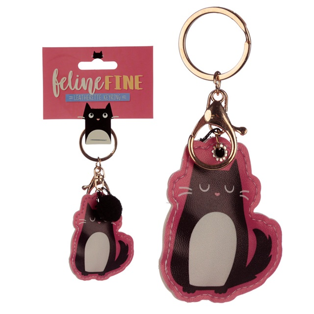 Brelok do kluczy Feline Fine Cat KEY175