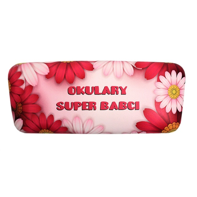 Etui na okulary ART - Okulary Super Babci (nr 10)