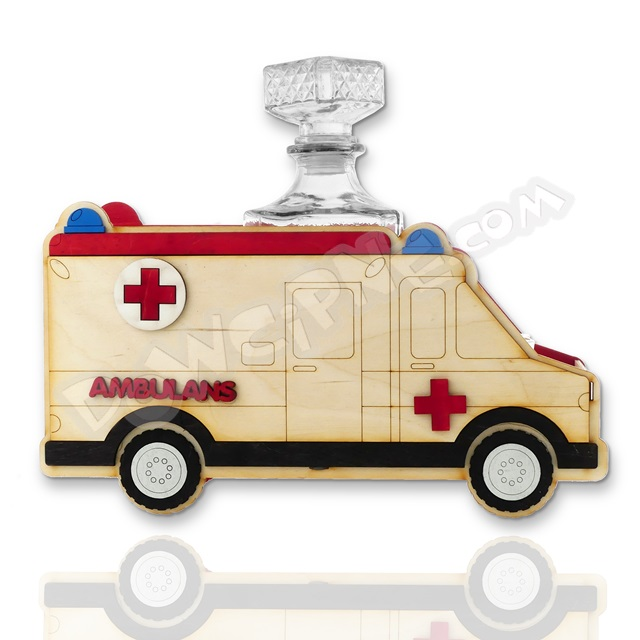 Karafka Ambulans RE