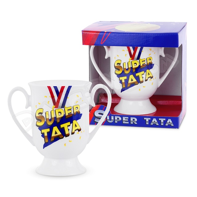 Kubek NBC Puchar 380ml TATA(21) - Super Tata