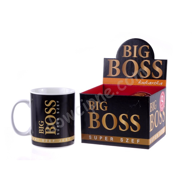 Kubek Q gigant 040 - BIG BOSS