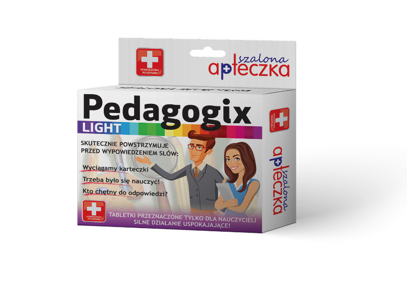 Tabletki Pedagogix LIGHT